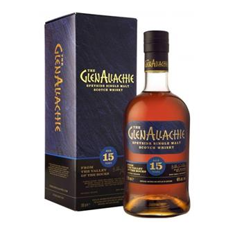 GlenAllachie 15 Year Old 46% 70cl thumbnail