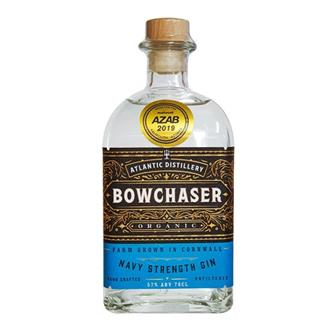 Atlantic Distillery Bowchaser Organic Navy Strength Cornish Gin 57% 70cl thumbnail