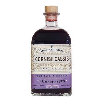 Atlantic Distillery Organic Cornish Creme de Cassis 20% 70cl thumbnail