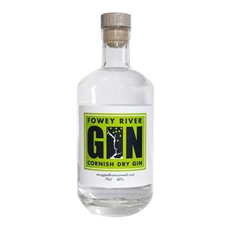 Fowey River Cider Apple Gin 42% 70cl thumbnail