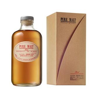 Nikka Pure Malt Red 43% 50cl thumbnail