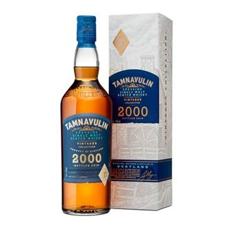 Tamnavulin Vintage 2000 45% 70cl Bottled 2019 thumbnail