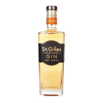 St Giles Spiced Orange & Cranberry Limited Edition 70cl thumbnail