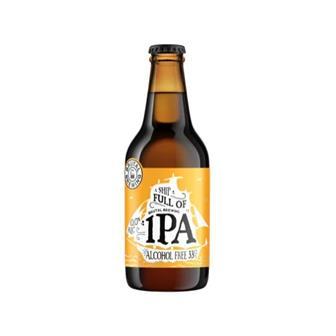 A Ship Full of IPA Alcohol Free Beer 330ml thumbnail