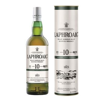 Laphroaig 10 years old Cask Strength Batch 011 58.6% 70cl thumbnail