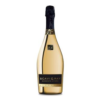 Scavi & Ray Momento d'Oro Gold Bottle Spumante 75cl thumbnail
