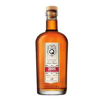 Don Q Signature Release Single Barrel Rum 2005 70cl thumbnail