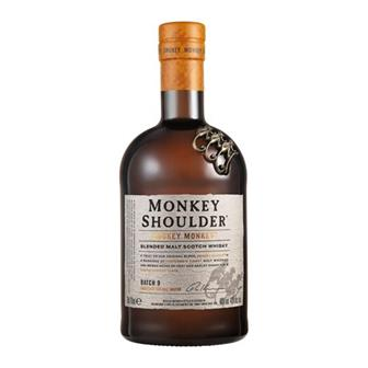 Monkey Shoulder Smokey Blended Malt Whisky 70cl thumbnail