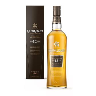 Glen Grant 12 years old 70cl thumbnail