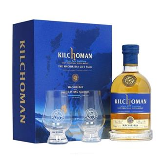 Kilchoman Machir Bay Gift Pack 70cl thumbnail