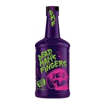 Dead Mans Fingers Hemp Rum 70cl thumbnail