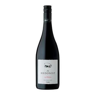 The Hedonist Organic Shiraz 2018 75cl thumbnail