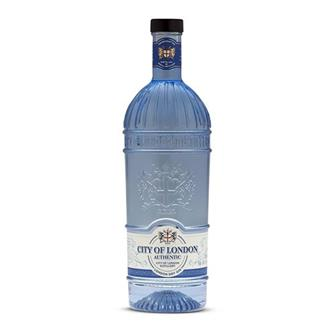 City of London Dry Authentic Gin 70cl thumbnail