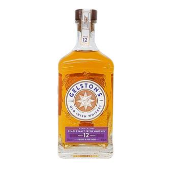 Gelston's 12 Year Old Port Cask Finish Whiskey 70cl thumbnail