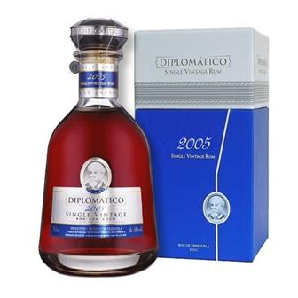 Diplomatico Single Vintage Rum 2005 70cl thumbnail