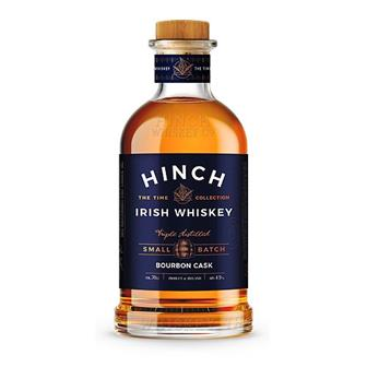 Hinch Small Batch Irish Whiskey 70cl thumbnail