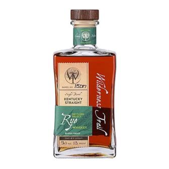Wilderness Trail Bourbon Cask Strength Rye 75cl thumbnail