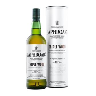 Laphroaig Triple Wood 48% 70cl thumbnail
