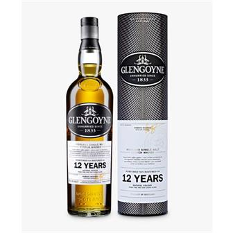 Glengoyne 12 years old 43% 70cl thumbnail