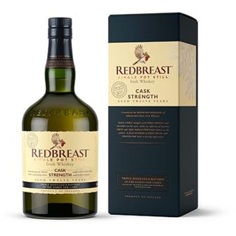 Redbreast 12 year old  Cask Strength 55.8% 70cl thumbnail