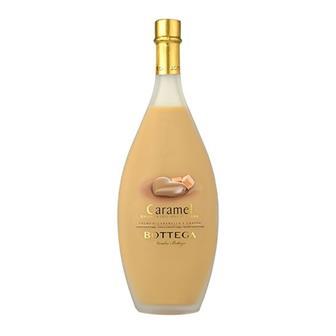 Bottega Caramel Liqueur 17% 50cl thumbnail
