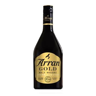 Arran Gold Cream Liqueur 17% 70cl thumbnail