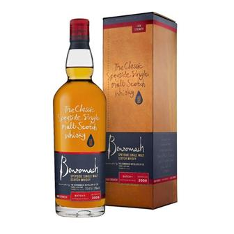 Benromach 2008 Cask Strength Batch 1 57.9% 70cl thumbnail