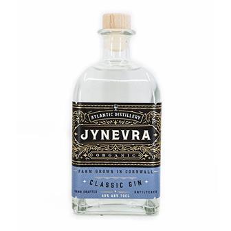 Atlantic Distillery Jynevra Cornish Organic Gin 40% 70cl thumbnail