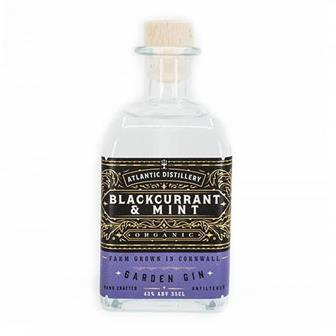 Atlantic Distillery Blackcurrant & Mint Organic Gin 43% 70cl thumbnail