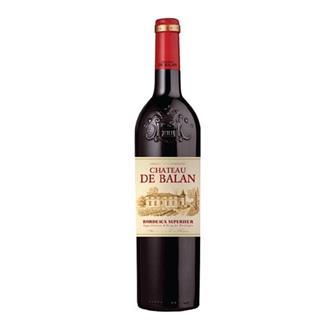Chateau de Balan Bordeaux Superieur Rouge 2017 75cl thumbnail