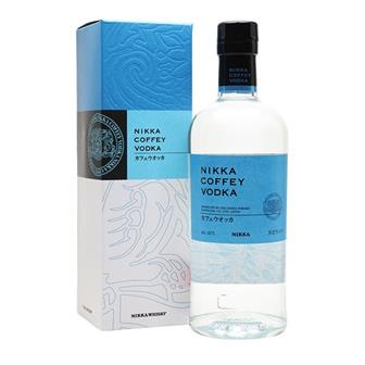 Nikka Coffey Vodka 70cl thumbnail
