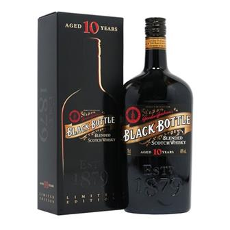 Black Bottle 10 years old 70cl thumbnail