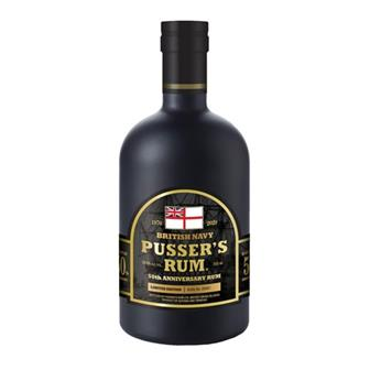 Pusser's Rum 50th Anniversary Limited Edition 70cl thumbnail