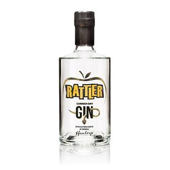 Rattler Cornish Dry Gin 70cl thumbnail