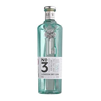 No. 3 London Dry Gin 46% 70cl thumbnail
