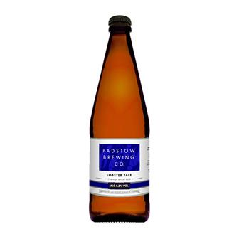 Padstow Lobster Tale Wheat Beer 4.5% 568ml thumbnail