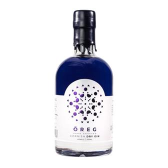 Oreg Colour Changing Cornish Dry Gin 70cl thumbnail
