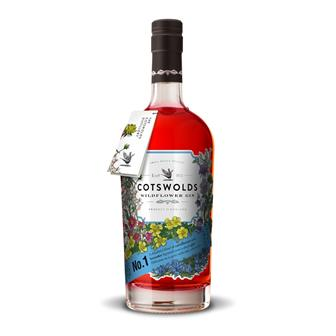 Cotswolds No.1 Wildflower Gin 70cl thumbnail