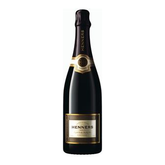 Henners Brut Sparkling Wine 75cl thumbnail