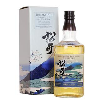 The Matsui Mizunara Cask Kurayoshi Distillery 70cl thumbnail