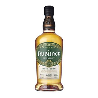 The Dubliner Irish Whiskey Bourbon Cask Aged 40% 70cl thumbnail