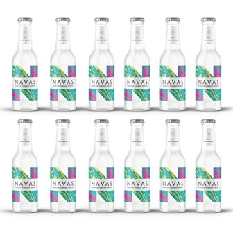 Navas Light Cornish Tonic Water 200ml Case of 12 thumbnail
