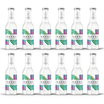 Navas Light Cornish Tonic Water 200ml Case of 12 thumbnail