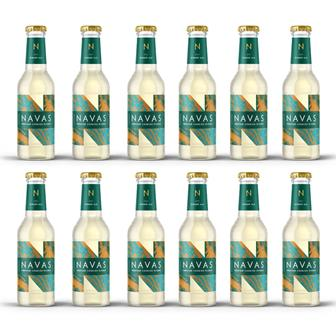 Navas Cornish Ginger Ale 200ml Case of 12 thumbnail