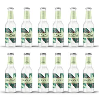 Navas Cornish Garden Tonic Water 200ml Case of 12 thumbnail