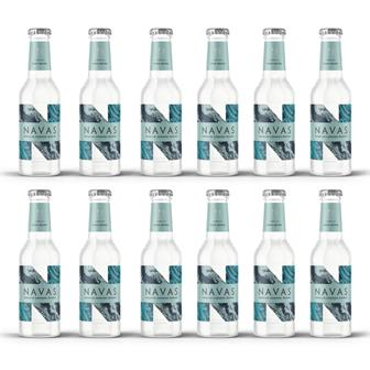 Navas Cornish Soda Water 200ml Case of 12 thumbnail