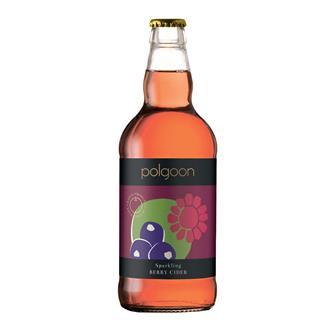 Polgoon Cornish Berry Cider 500ml thumbnail