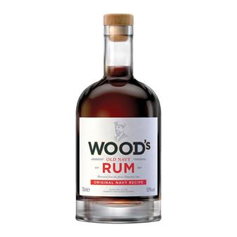 Woods 100 Navy Rum 57% 70cl thumbnail