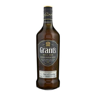 Grants Smoky Blended Scotch Whisky 70cl thumbnail
