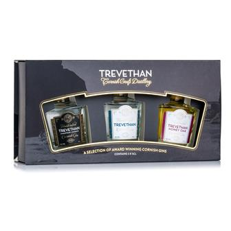 Trevethan Gin Minature Pack 3x5cl thumbnail